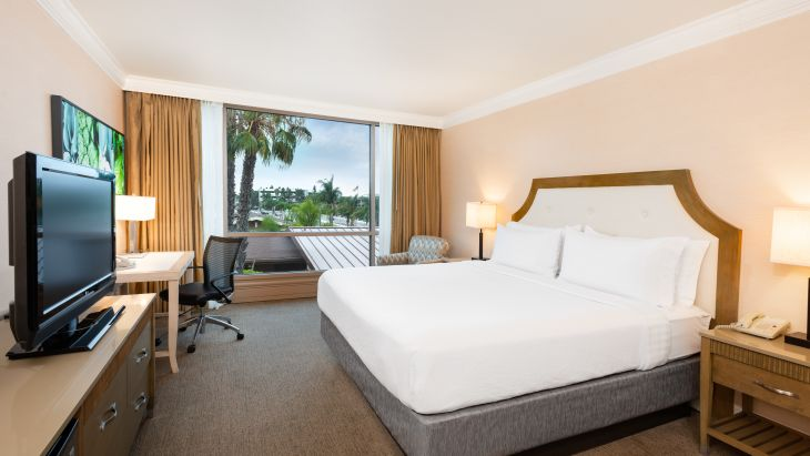 Leisure Non-Smoking Guest Rooms