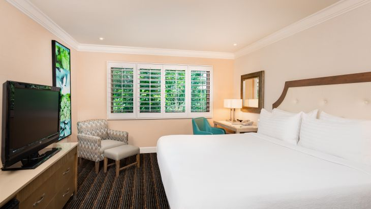 Economy Non-Smoking Guest Rooms